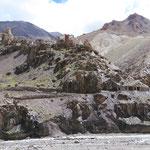 Das höchstgelegene Kloster in Ladakh.