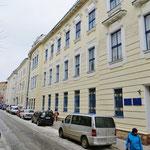 Schön renovierte Häuser . . .