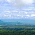 Blick zum grossen Nicaraguasee.