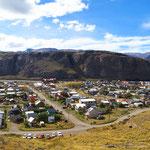 El Chalté hat ca. 3000 Einwohner.