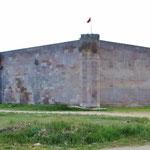 Die Karavanserei in Sultanhani, die zweitgrösste in der Türkei.