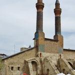 Die Mongolentürme in Sivas, erbaut im 12. Jahrhundert.