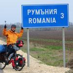Rumänien, unser zehntes Reiseland.