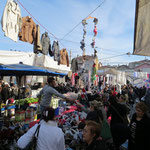 Auf dem grossen Markt in Kadiköy