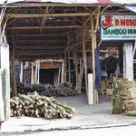 Der Bambusschreiner . . .