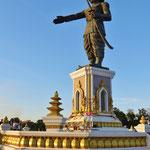 Vientiane ist angenehm und mit ca. 660´000 Einwohnern nicht so gross.