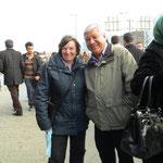 Erdim, ein in Solothurn wohnhafter Türke, den wir zufällig getroffen haben
