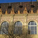 In Budapest trifft man auf eine schier unglaublich grosse Anzahl schöner Gebäude aus verschiedenen Epochen.