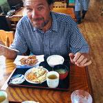 Allein über die japanische Küche liesse sich ein ganzes Kapitel schreiben. Später mehr darüber.