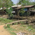 Müll ist in Myanmar leider vielerorts anzutreffen.
