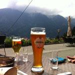 Ankunft auf der Strenge in Kärnten