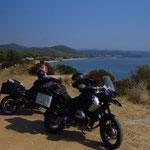 Pause irgendwo in Griechenland