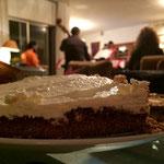 Beim Barock-Ensemble gab's Kuchen. War nicht dran, Ehrenwort.