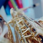 Das Saxophon meines Bruders.