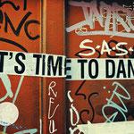 Aufforderung zum Tanzen in Berlin.