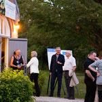 Opening Night Gala at Historic Leith Church.