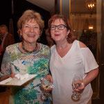 Cynthia Porter and Virginia Eichhorn