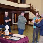 Luthier Exhibit