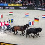 Besuch German Masters und Olympiasieger