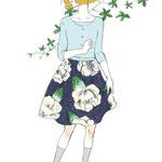 「春風とスカート」