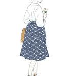 「花摘み」