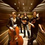 LUMIS Quartett (alte Besetzung)