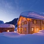 Vital Chalet Unterboden 5 im Winter