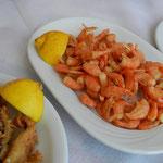Piccoli Gamberetti Fritti
