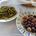 Cime di Capperi e Olive di Karpathos