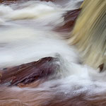 Boccheggiano: torrente Merse (particolare)