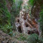 Montioni: le cave di allume