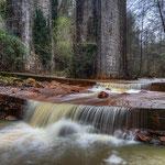 Boccheggiano: torrente Merse