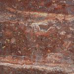 Titulo: Colores de mi tierra II      Técnica: Piedra de mármol pulida.      Medidas: 20 x 20 cm