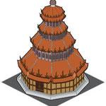 Павильон Пхра  Кео