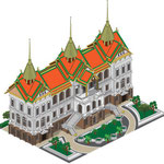 Тайский королевский дворец