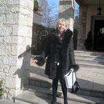Meet me in Mitte-Vizepräsidentin,Frau Dr. Ingeborg Becker