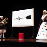 Warm & Fuzzy - Out Of The Box - Michele Watt & Christine Johnston - Photo courtesy QPAC