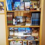 Libreria e info per gli ospiti