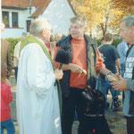 Unvergessen - Tierweihe in Belgien mit Odin