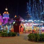 Новогодний Сочи-парк