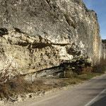 Качинский навес - стоянка древнего человека