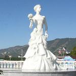 Белая невеста в Геленджике