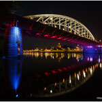 Blue en Red bridge 10 september 2014