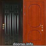 Двери серии МДФ № 9.