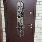Металлическая дверь на заказ город Истра.