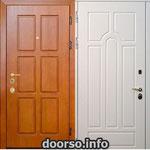 Двери серии МДФ № 17.