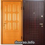 Двери серии МДФ № 1.