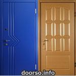 Двери серии МДФ № 13.