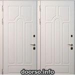 Двери серии МДФ № 16.
