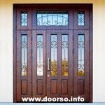 Металлическая дверь на заказ город Истра .